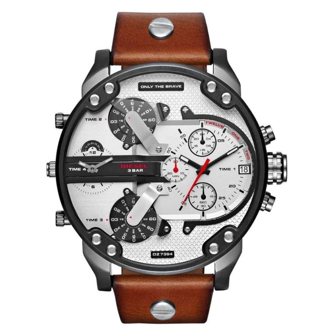 שעון יד אנלוגי diesel dz7394 דיזל