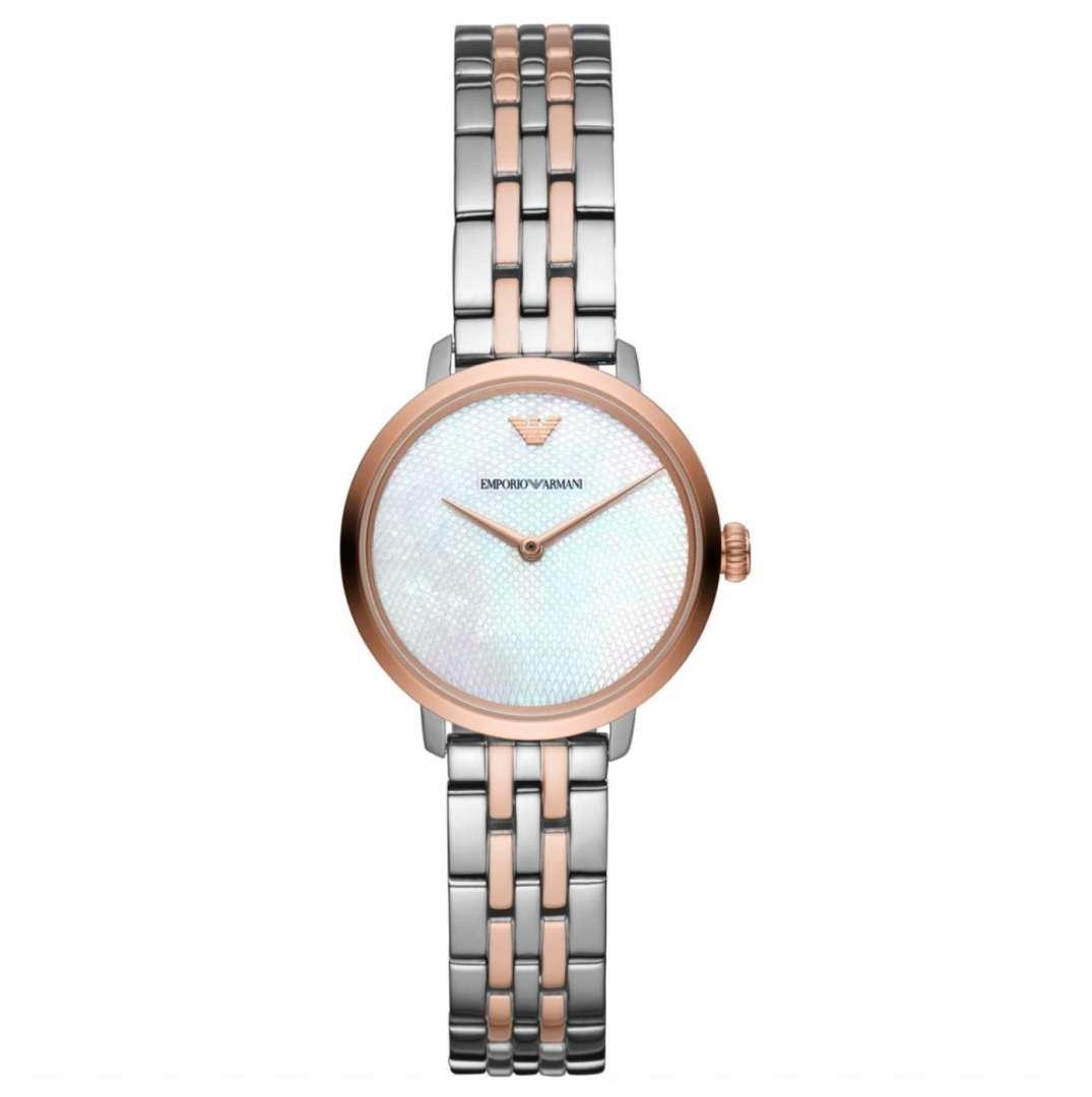 שעון יד אנלוגי לאישה emporio armani ar11157 אמפוריו ארמני