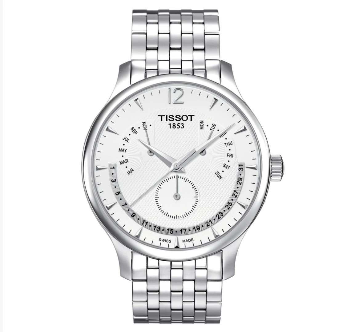 שעון יד אנלוגי tissot t063.637.11.037.00 טיסו