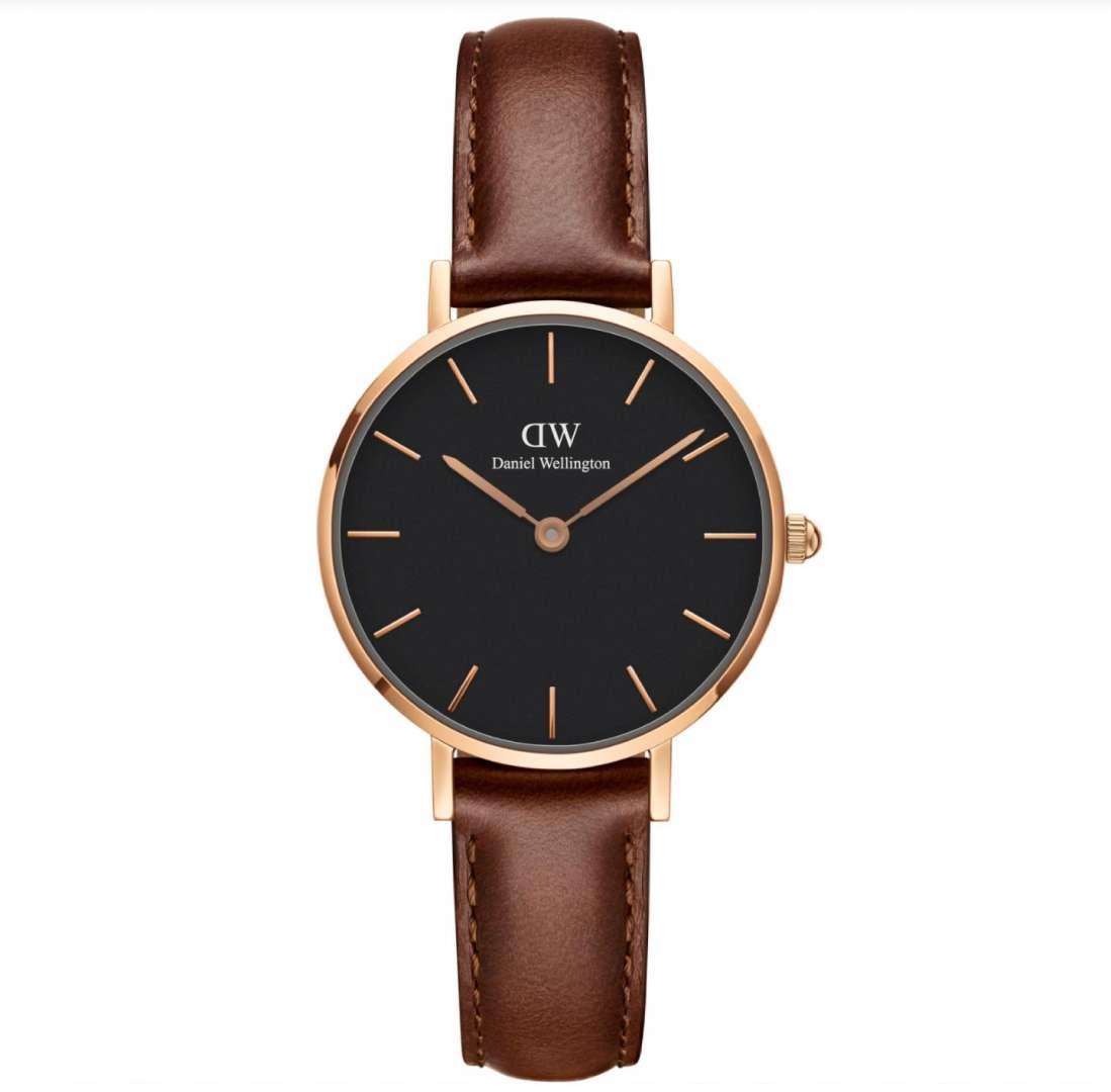 שעון יד אנלוגי daniel wellington dw00100225 דניאל וולינגטון