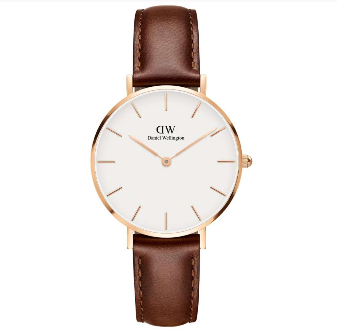 שעון יד אנלוגי daniel wellington dw00100175 דניאל וולינגטון