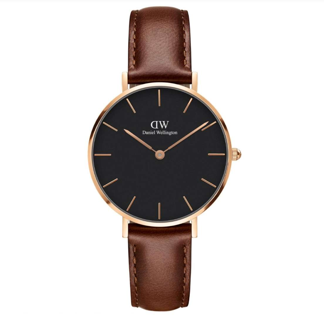 שעון יד אנלוגי daniel wellington dw00100169 דניאל וולינגטון