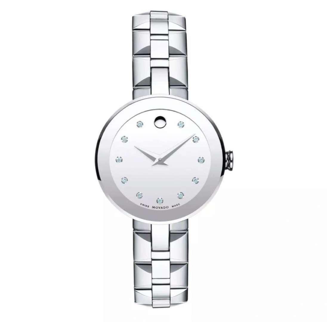 שעון יד אנלוגי 0606814 Movado מובאדו