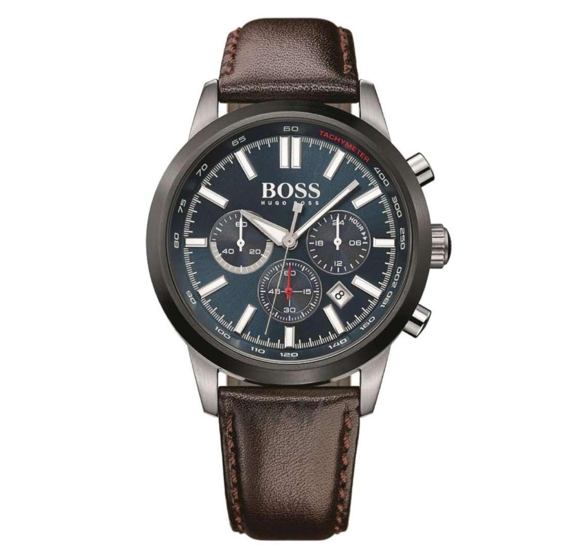 שעון יד אנלוגי לגבר hugo boss 1513187 הוגו בוס
