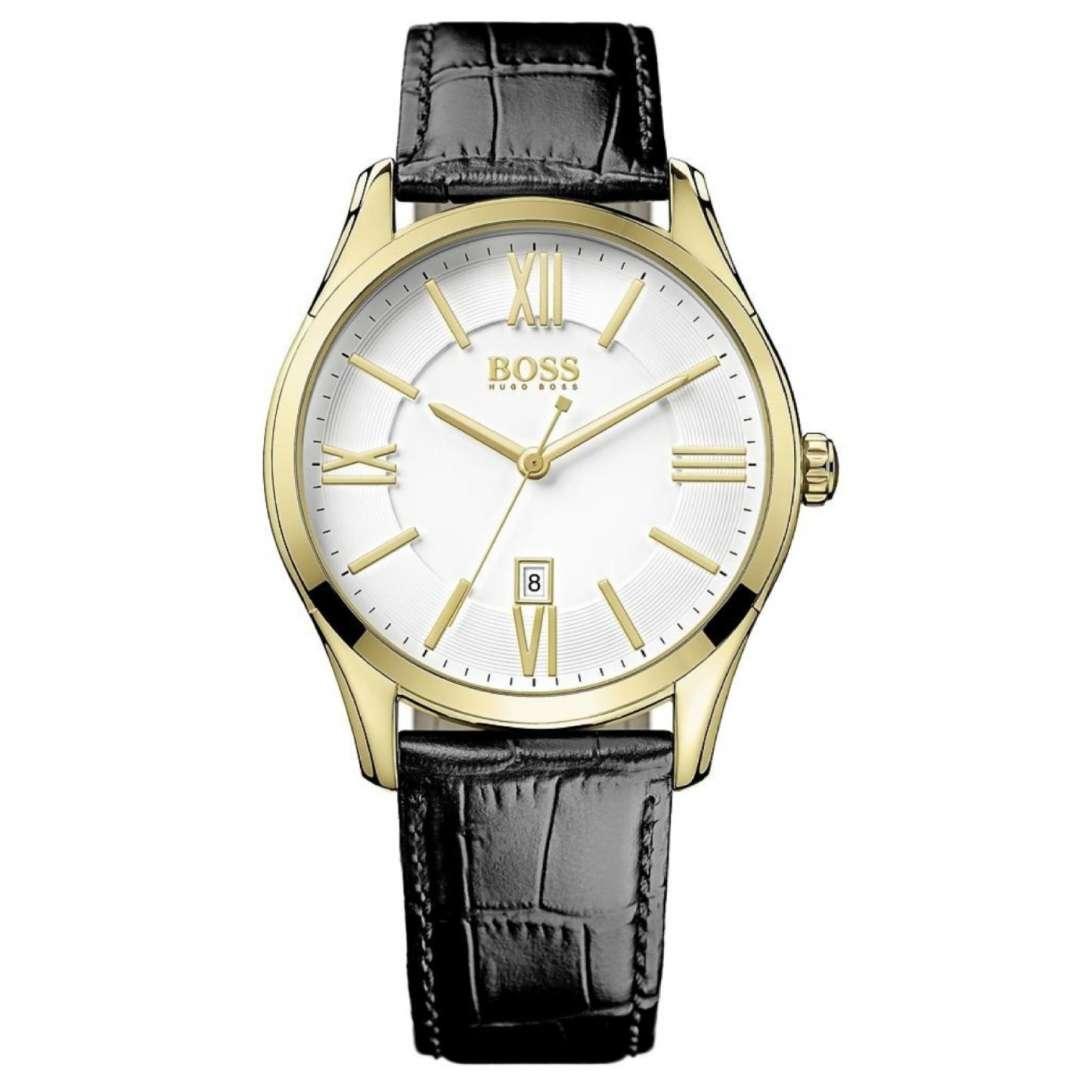 שעון יד אנלוגי לגבר hugo boss 1513020 הוגו בוס