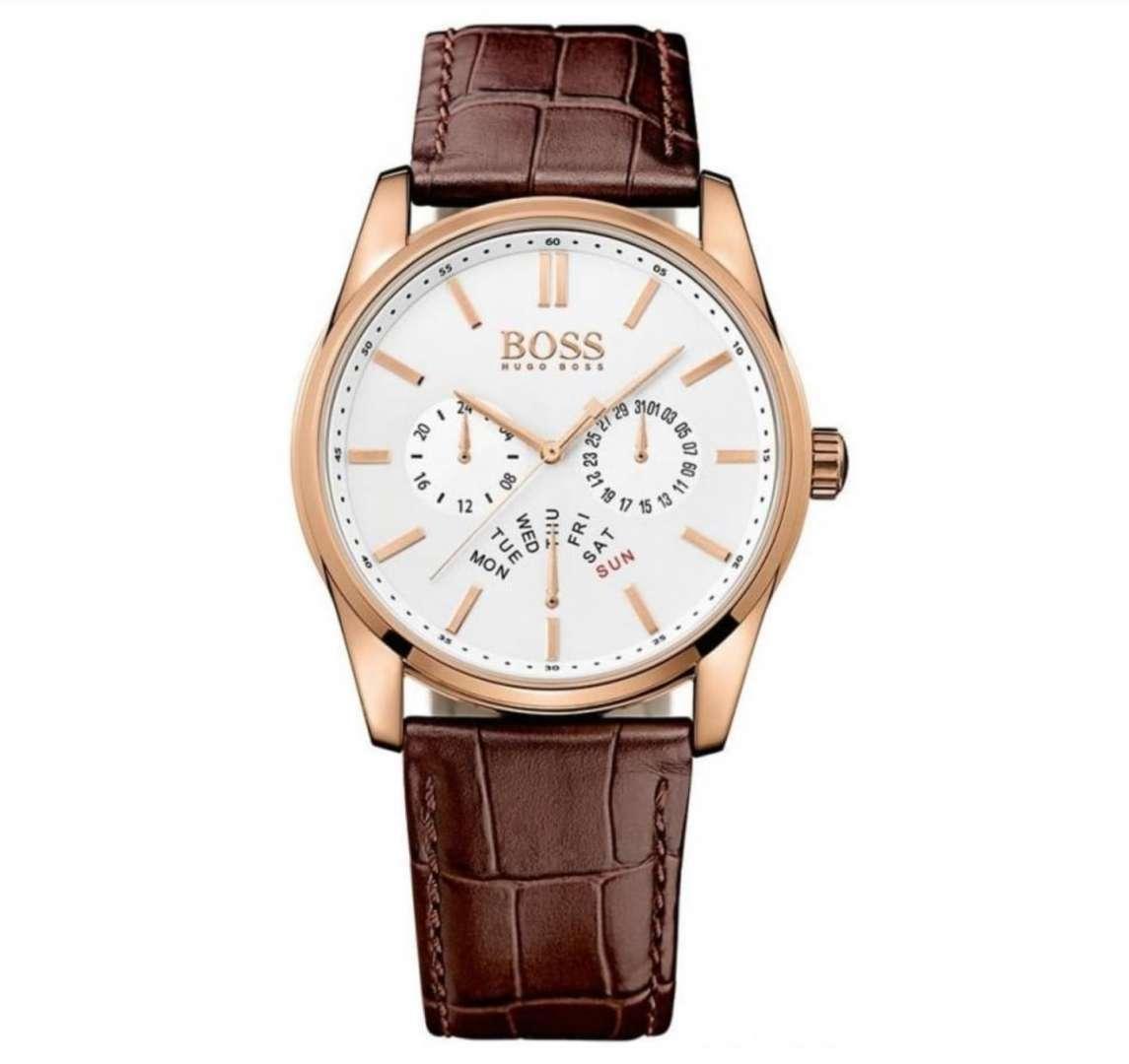 שעון יד אנלוגי לגבר hugo boss 1513125 הוגו בוס