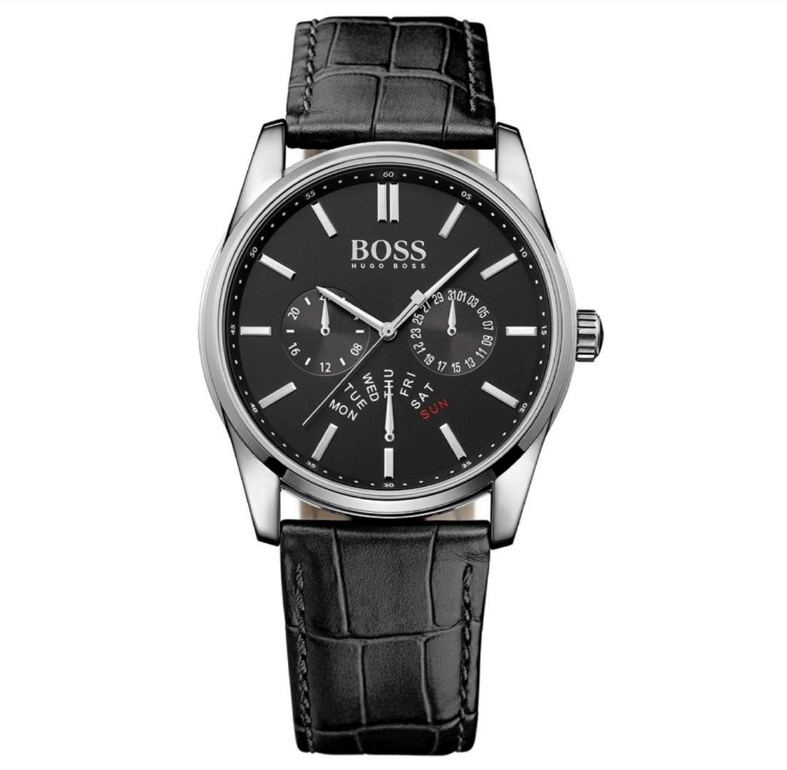 שעון יד אנלוגי לגבר hugo boss 1513124 הוגו בוס