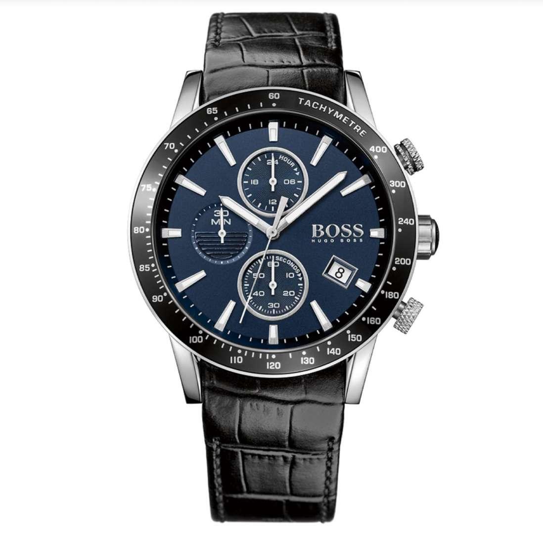 שעון יד אנלוגי לגבר hugo boss 1513391 הוגו בוס