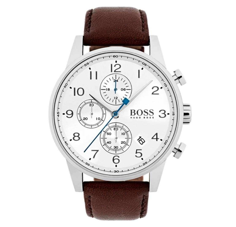 שעון יד אנלוגי לגבר hugo boss 1513495 הוגו בוס