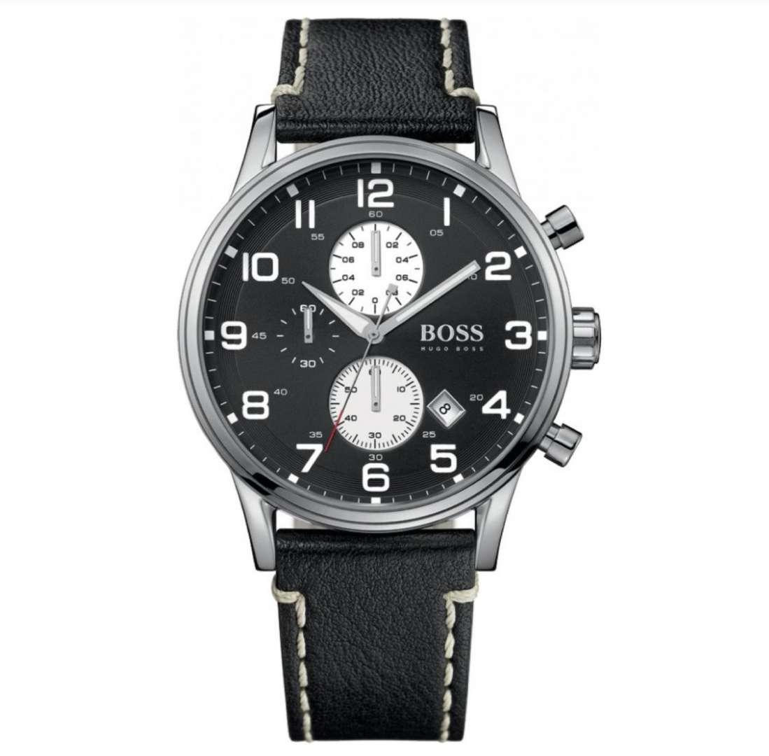 שעון יד אנלוגי לגבר hugo boss 1512569 הוגו בוס