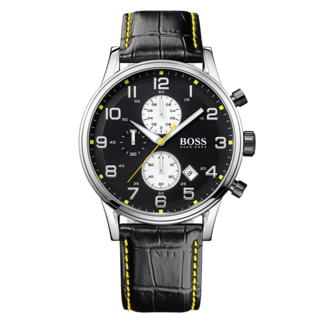 שעון יד אנלוגי לגבר hugo boss 1512632 הוגו בוס