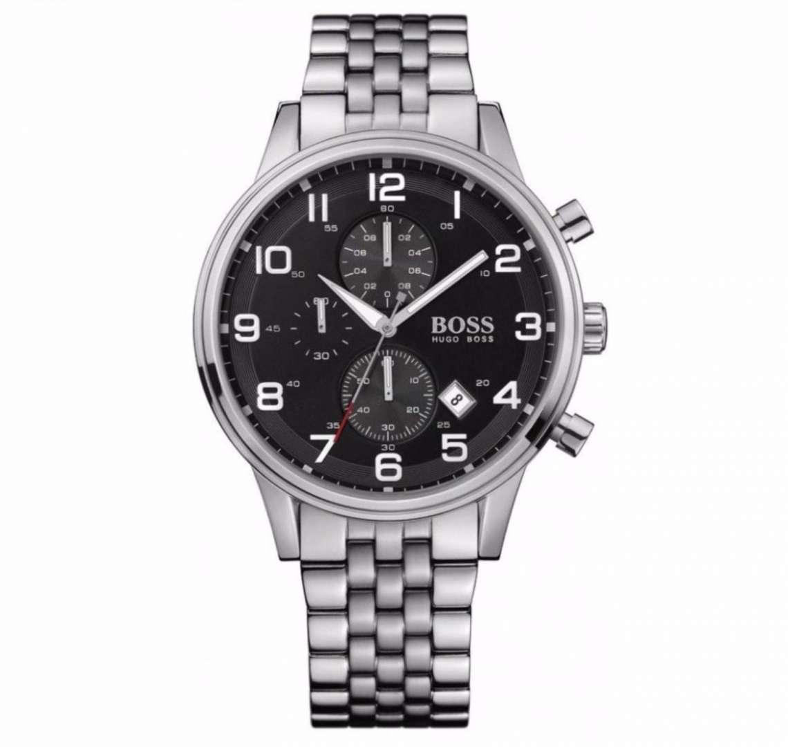 שעון יד אנלוגי לגבר hugo boss 1512446 הוגו בוס