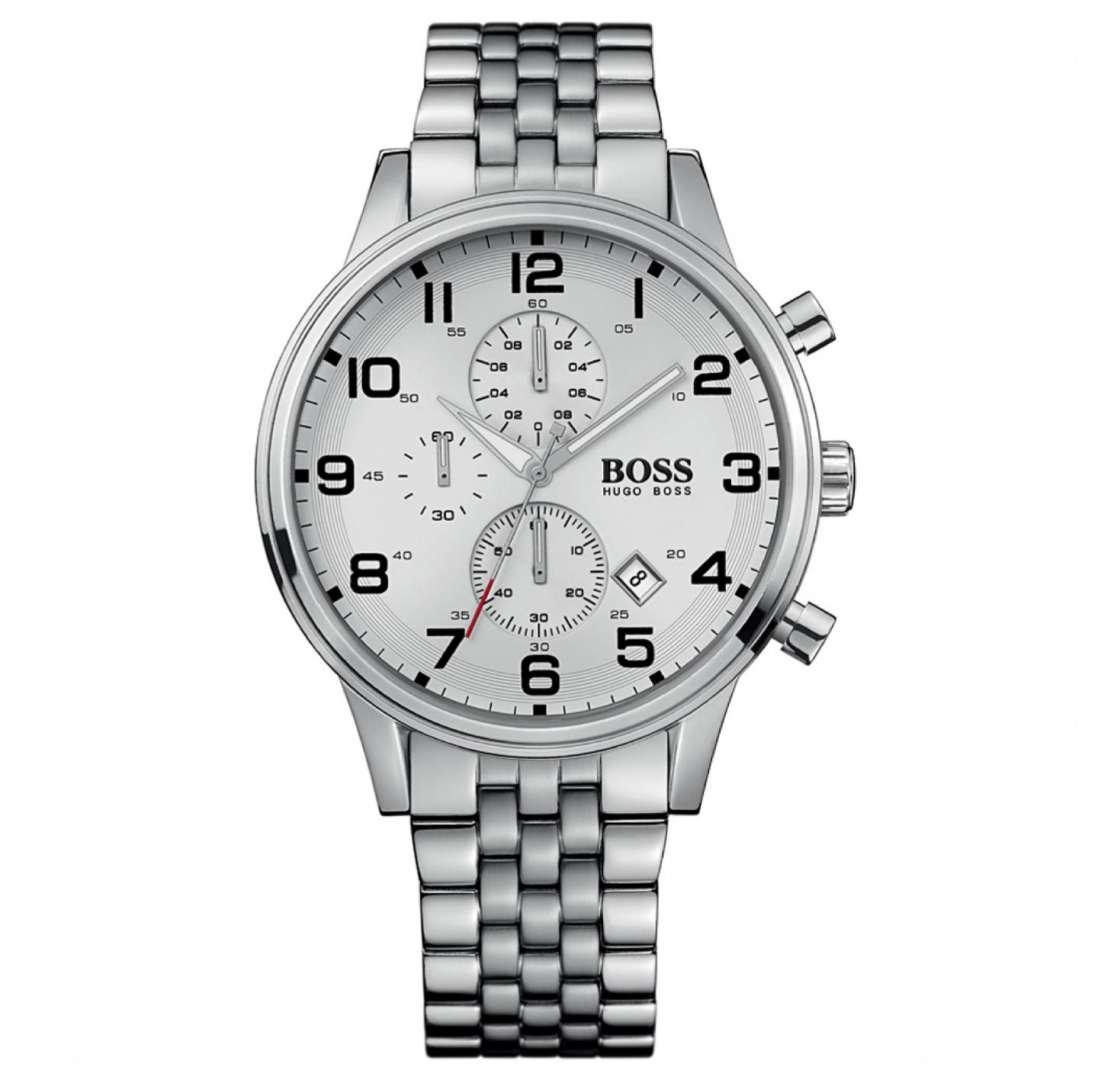 שעון יד אנלוגי לגבר hugo boss 1512445 הוגו בוס