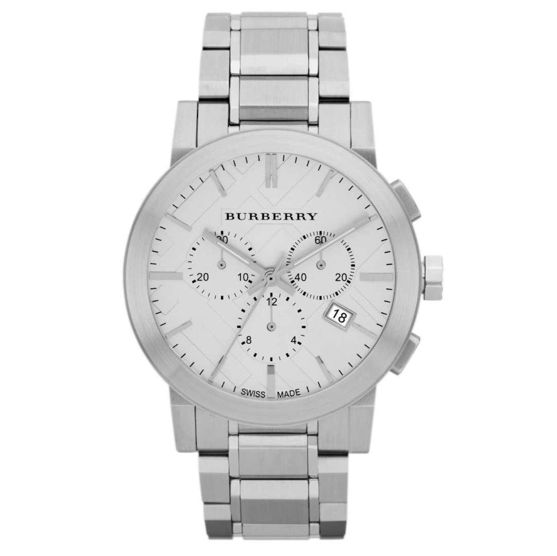 שעון יד אנלוגי burberry bu9350 ברברי