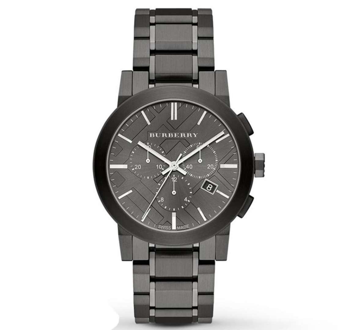 שעון יד אנלוגי burberry bu9354 ברברי