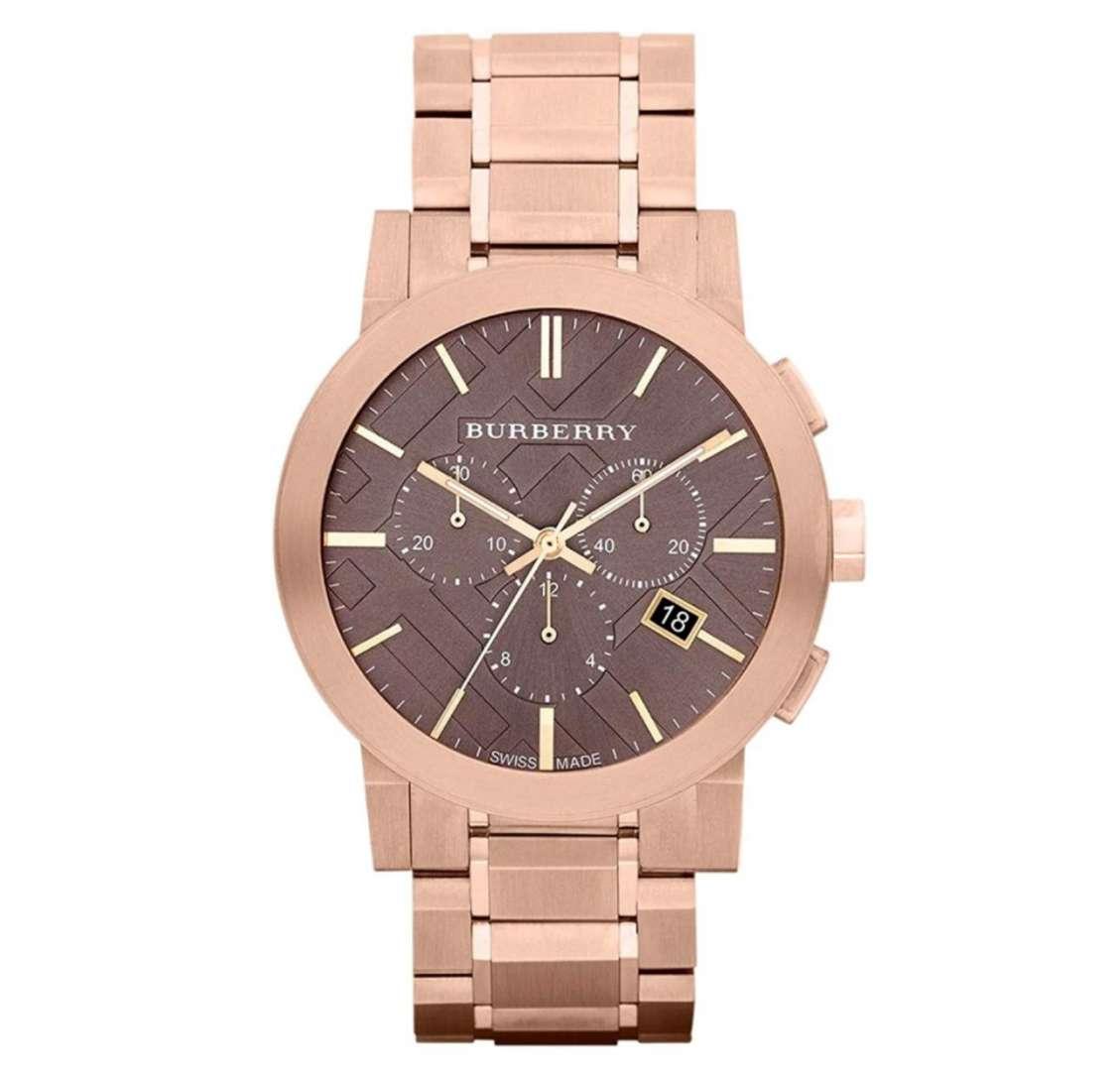 שעון יד אנלוגי burberry bu9353 ברברי