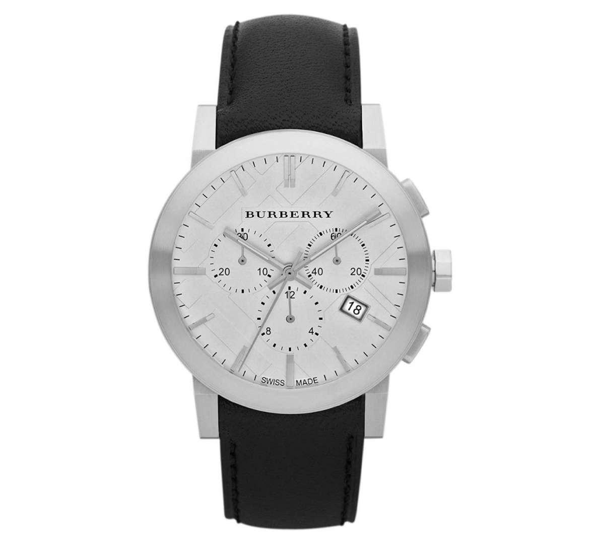 שעון יד אנלוגי burberry bu9355 ברברי