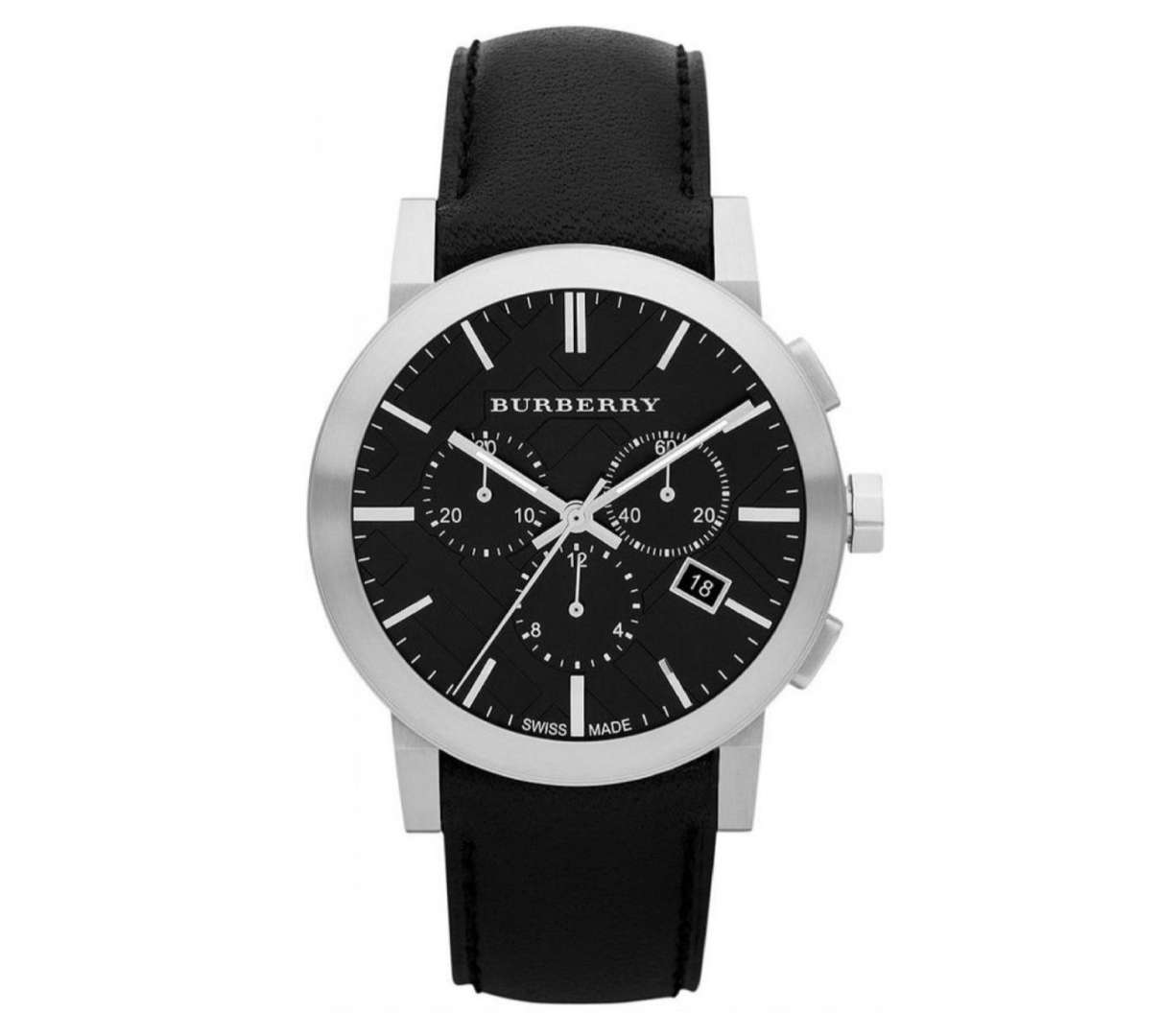 שעון יד אנלוגי burberry bu9356 ברברי