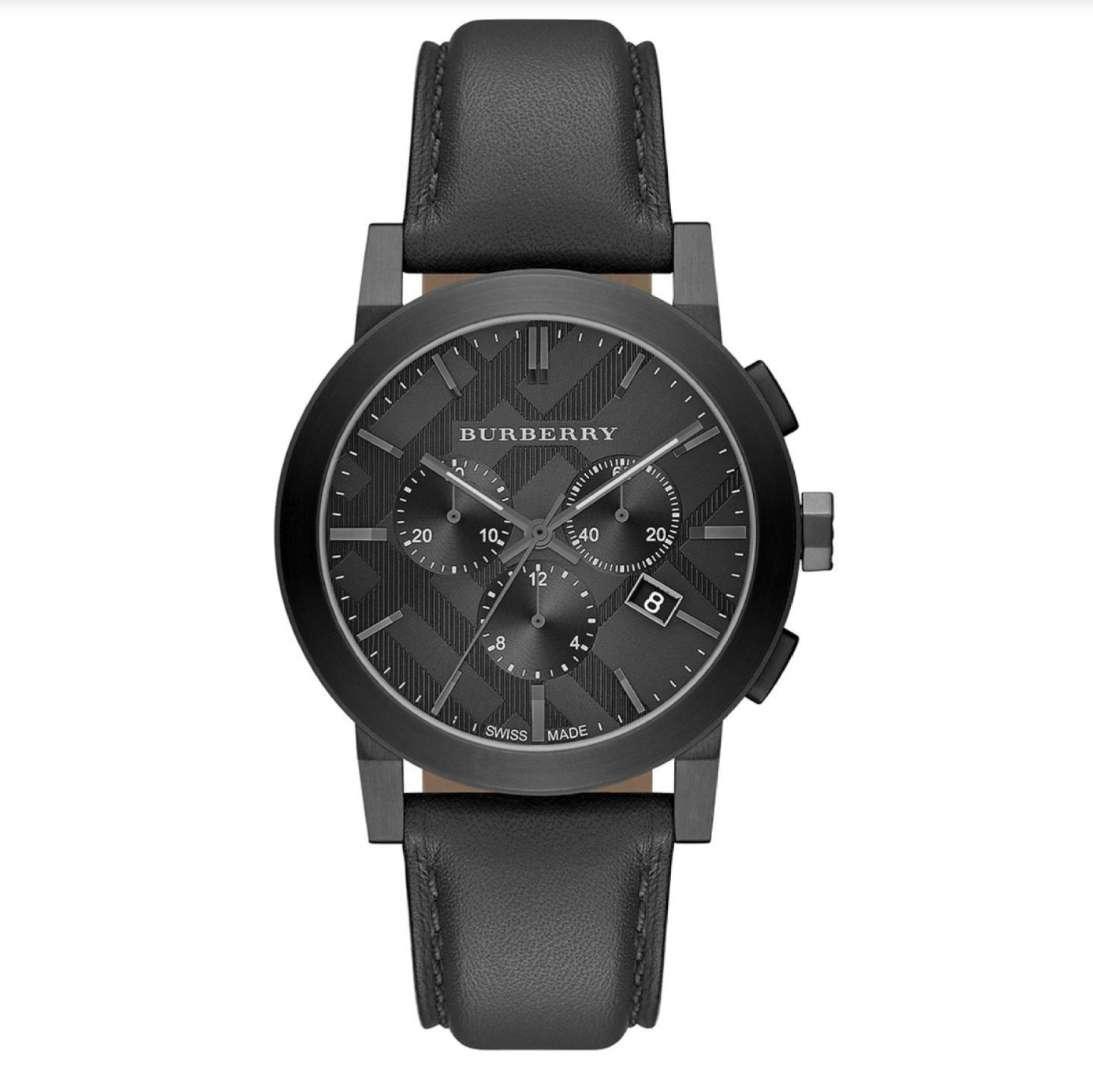 שעון יד אנלוגי burberry bu9364 ברברי