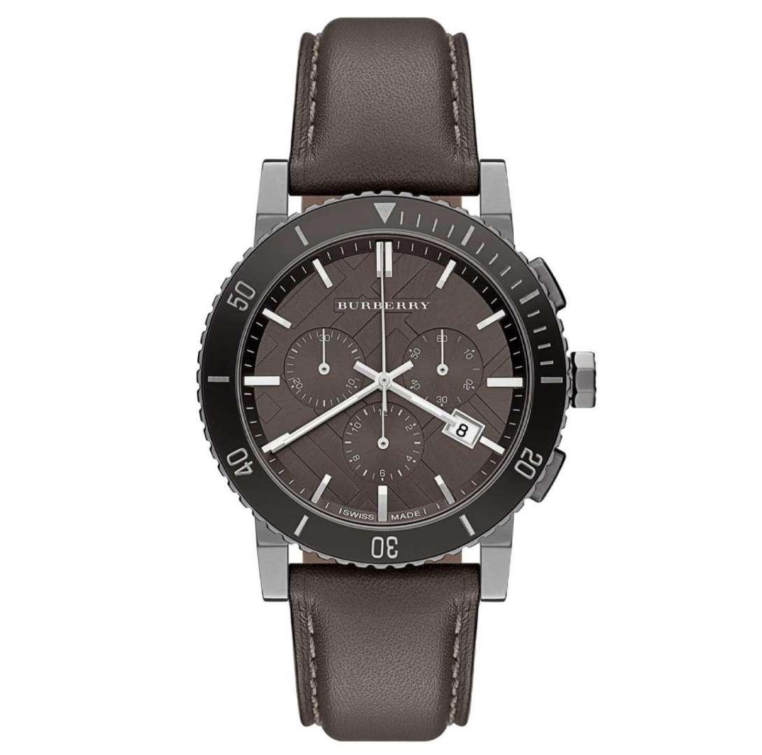 שעון יד אנלוגי burberry bu9384 ברברי