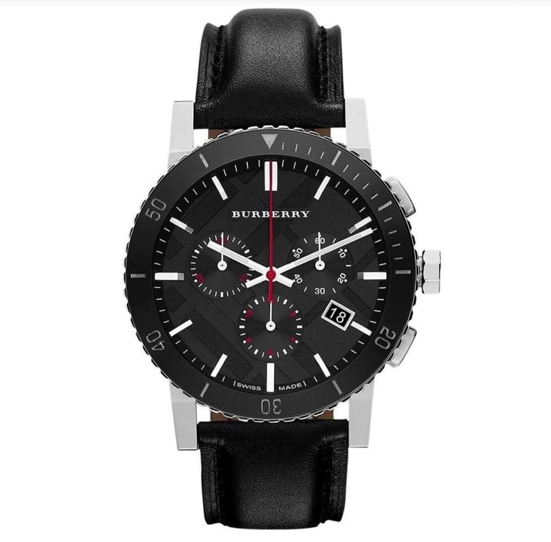 שעון יד אנלוגי burberry bu9382 ברברי