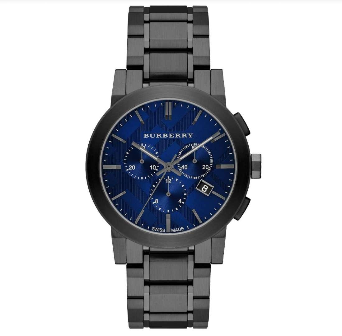 שעון יד אנלוגי burberry bu9365 ברברי