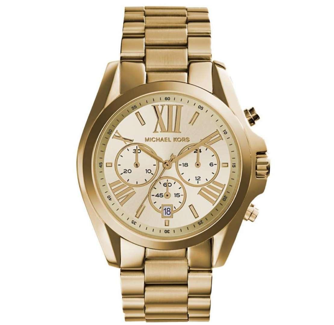 שעון יד אנלוגי לגבר michael kors mk5605 מייקל קורס