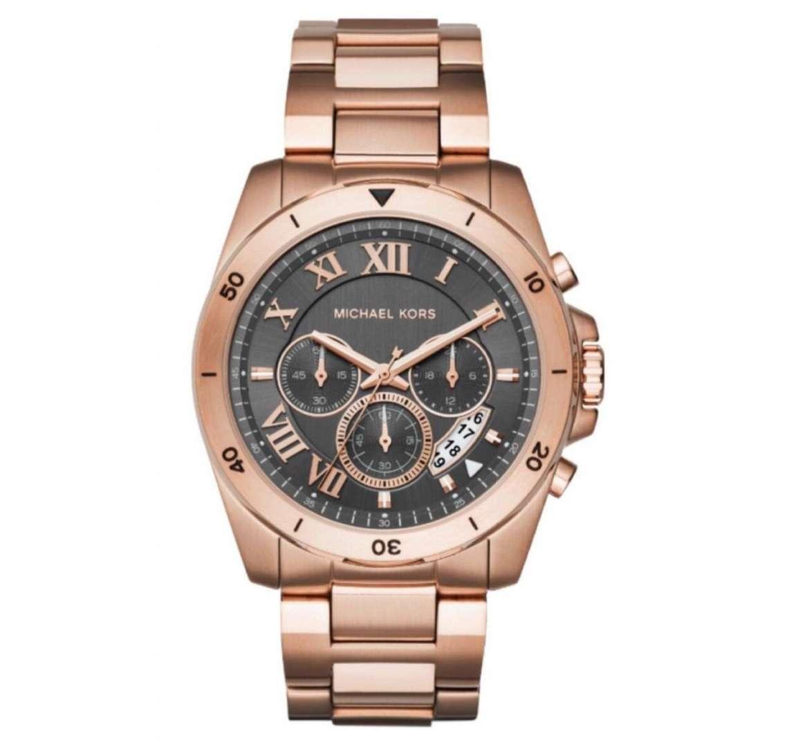 שעון יד אנלוגי לגבר michael kors mk8563 מייקל קורס