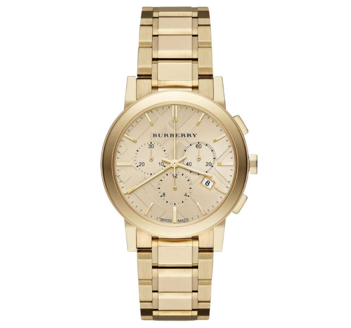 שעון יד אנלוגי burberry bu9753 ברברי