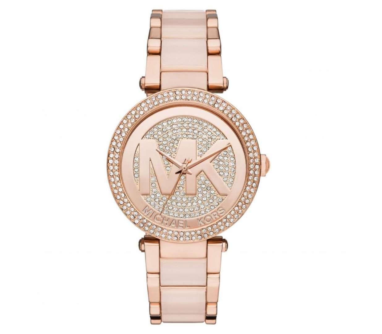 שעון יד אנלוגי לאישה michael kors mk6176 מייקל קורס