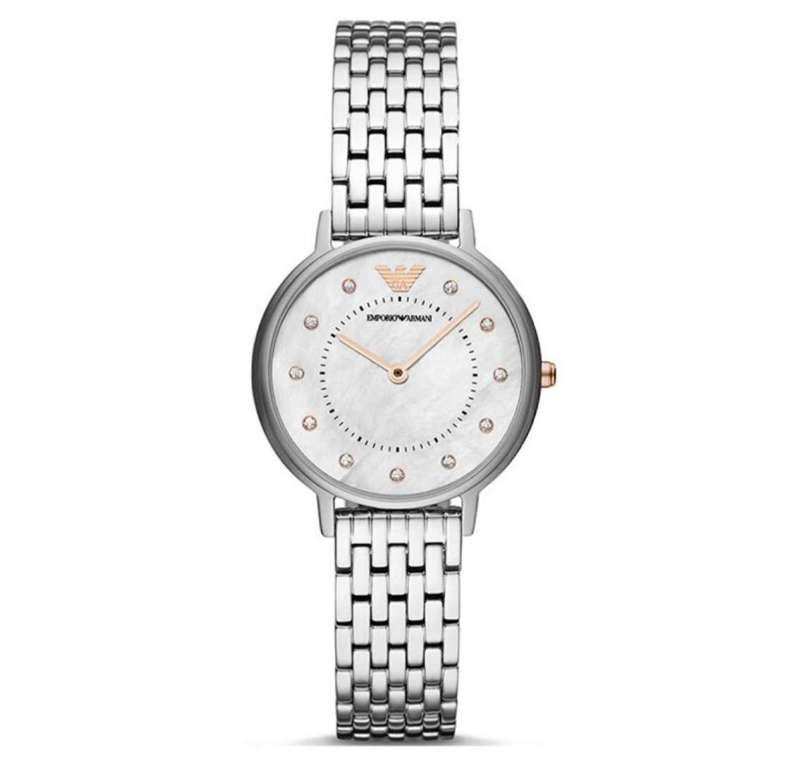 שעון יד אנלוגי לאישה emporio armani ar80014l אמפוריו ארמני