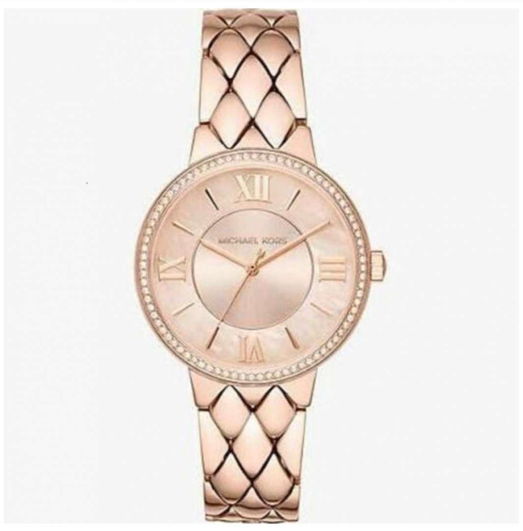 שעון יד אנלוגי לאישה michael kors mk3705 מייקל קורס