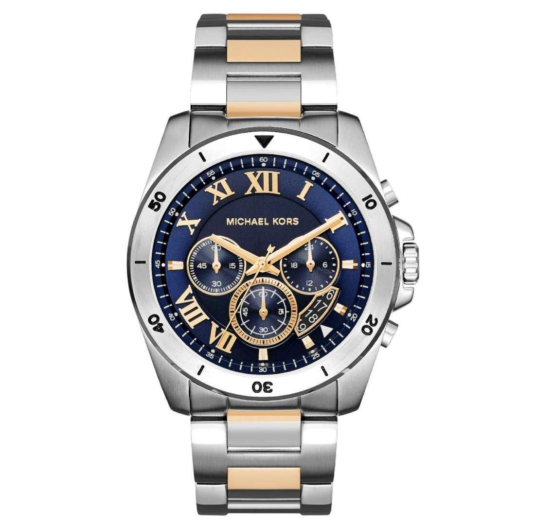 שעון יד אנלוגי לגבר michael kors mk8437 מייקל קורס