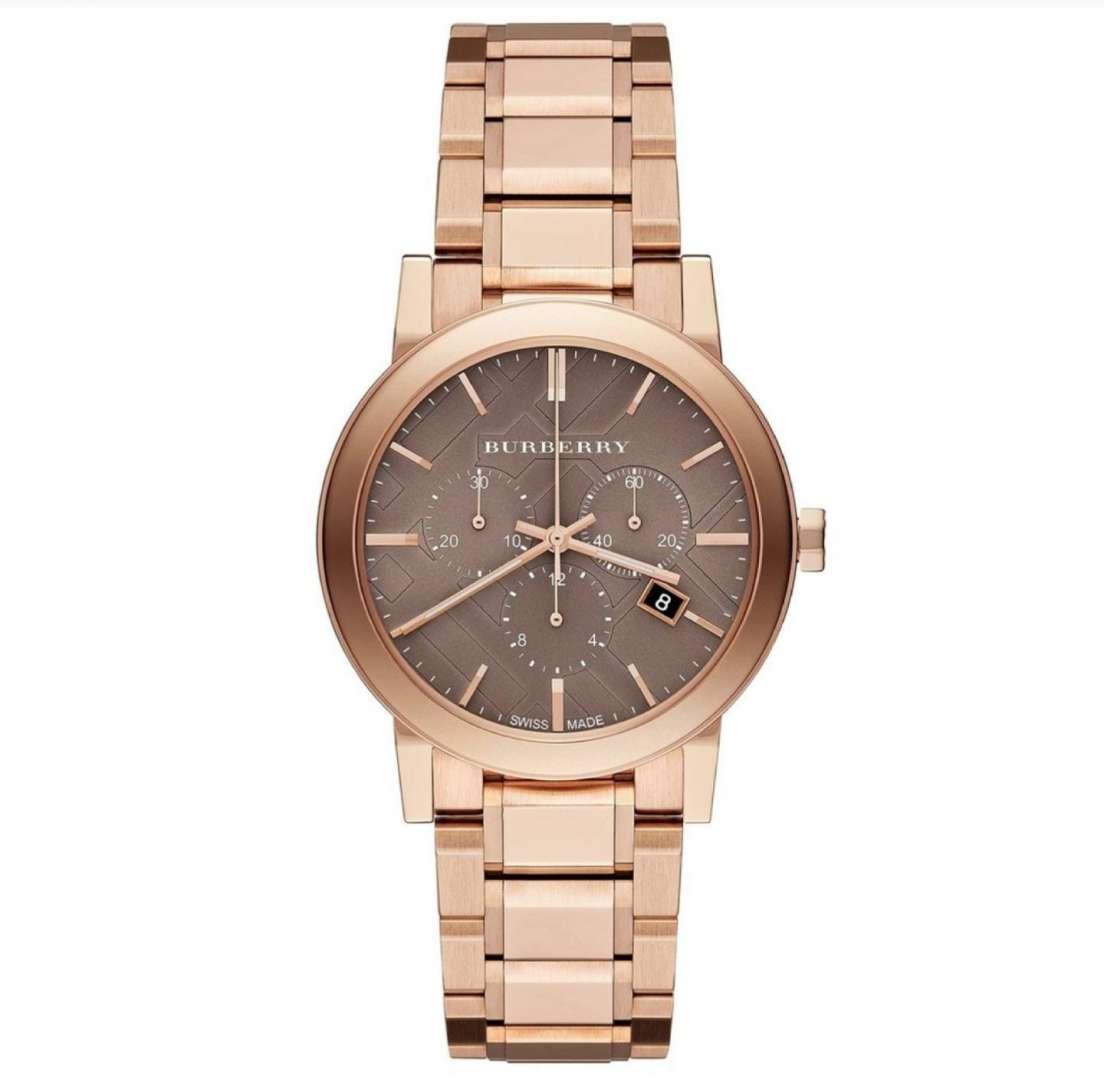 שעון יד אנלוגי burberry bu9754 ברברי