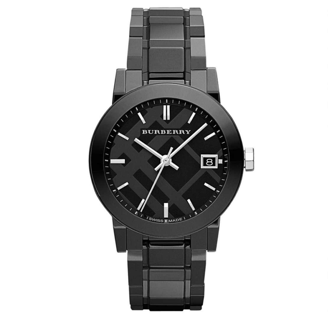 שעון יד אנלוגי burberry bu9181 ברברי