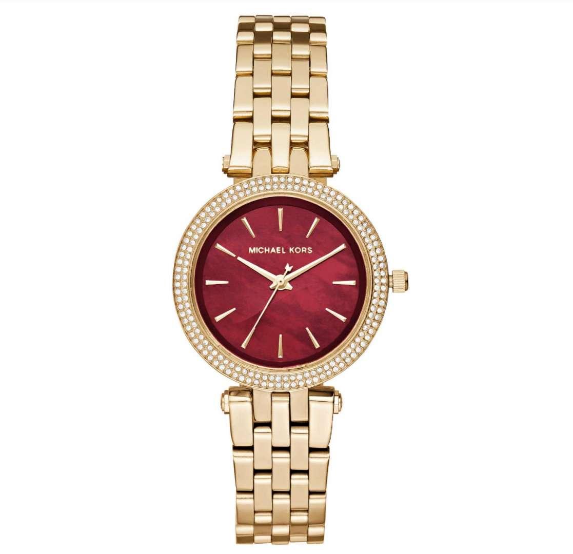 שעון יד אנלוגי לאישה michael kors mk3583 מייקל קורס