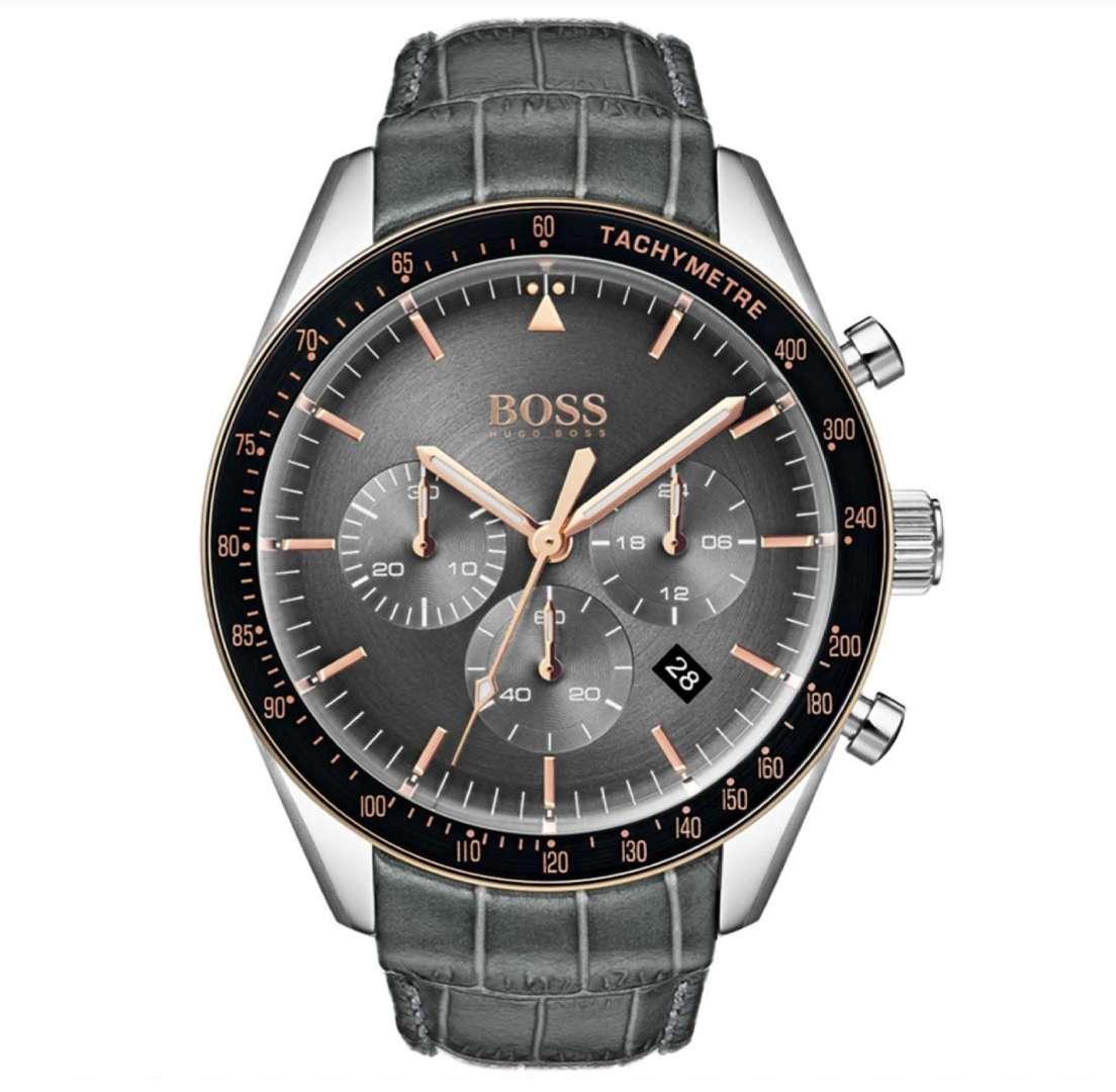 שעון יד אנלוגי לגבר hugo boss 1513628 הוגו בוס