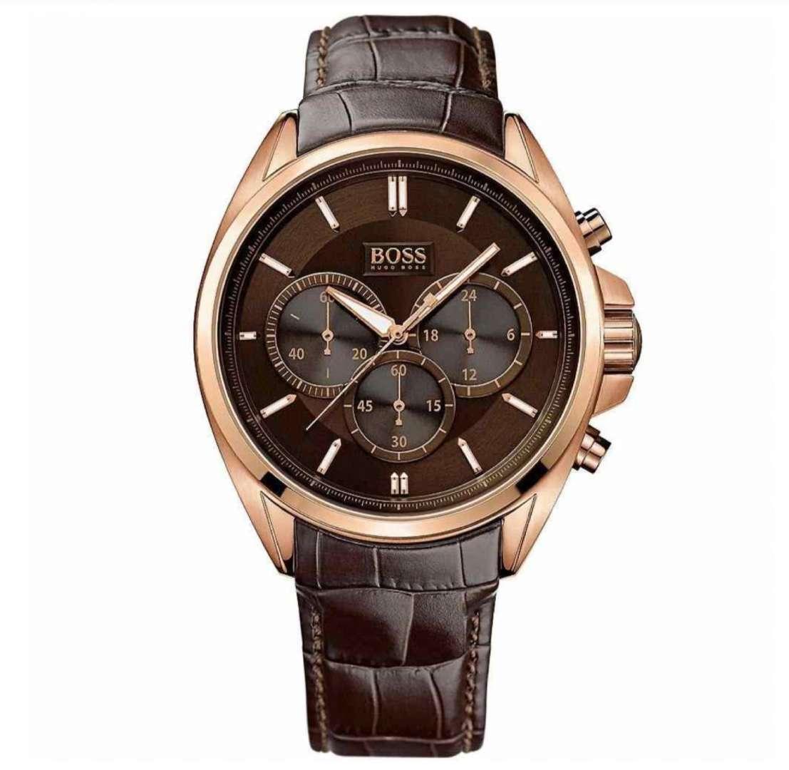 שעון יד אנלוגי לגבר hugo boss 1513036 הוגו בוס