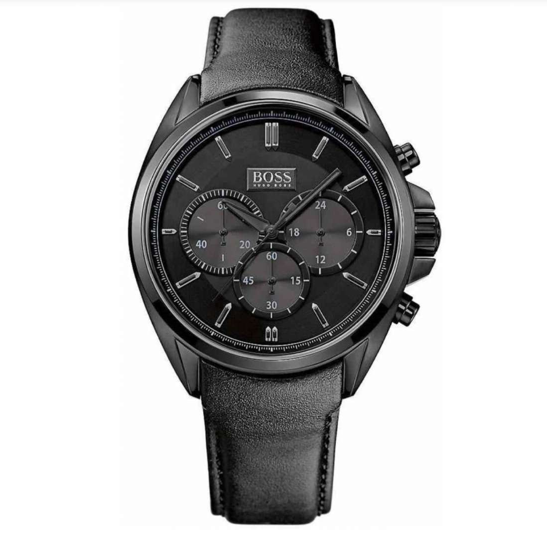 שעון יד אנלוגי לגבר hugo boss 1513061 הוגו בוס