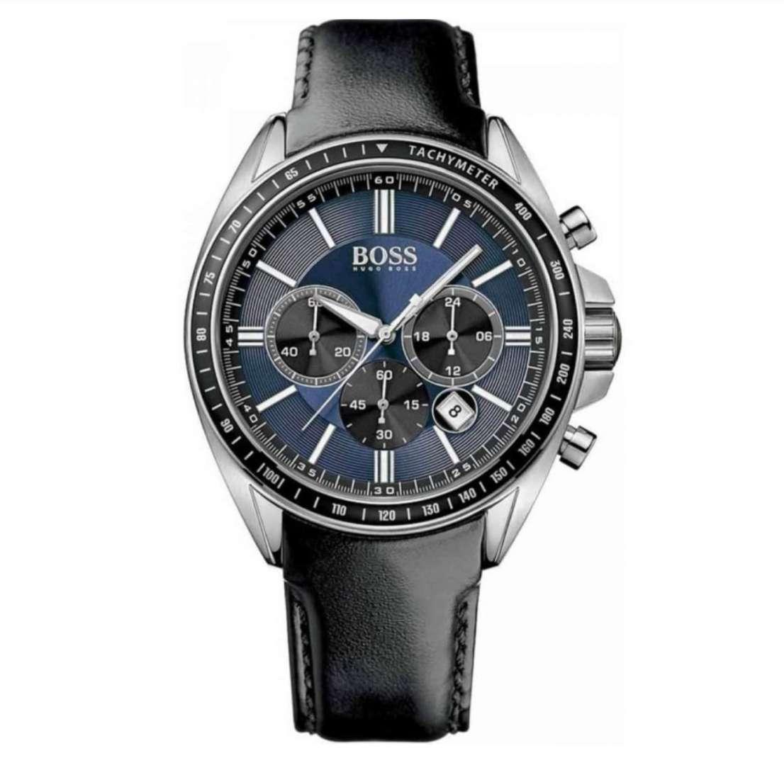 שעון יד אנלוגי לגבר hugo boss 1513077 הוגו בוס