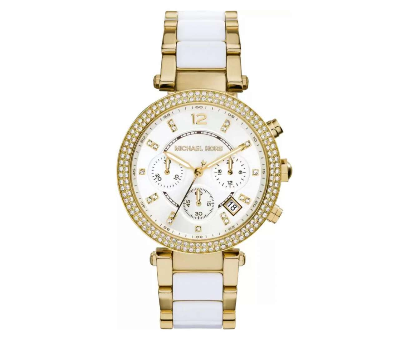 שעון יד אנלוגי לאישה michael kors mk6119 מייקל קורס