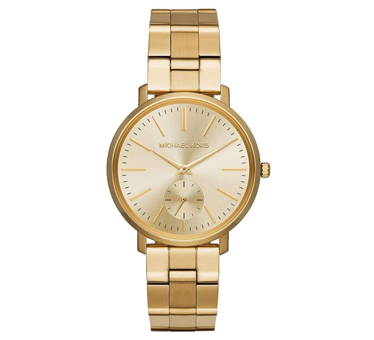 שעון יד אנלוגי לאישה michael kors mk3500 מייקל קורס