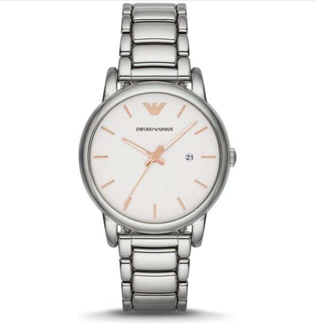 שעון יד אנלוגי לגבר emporio armani ar90000m אמפוריו ארמני