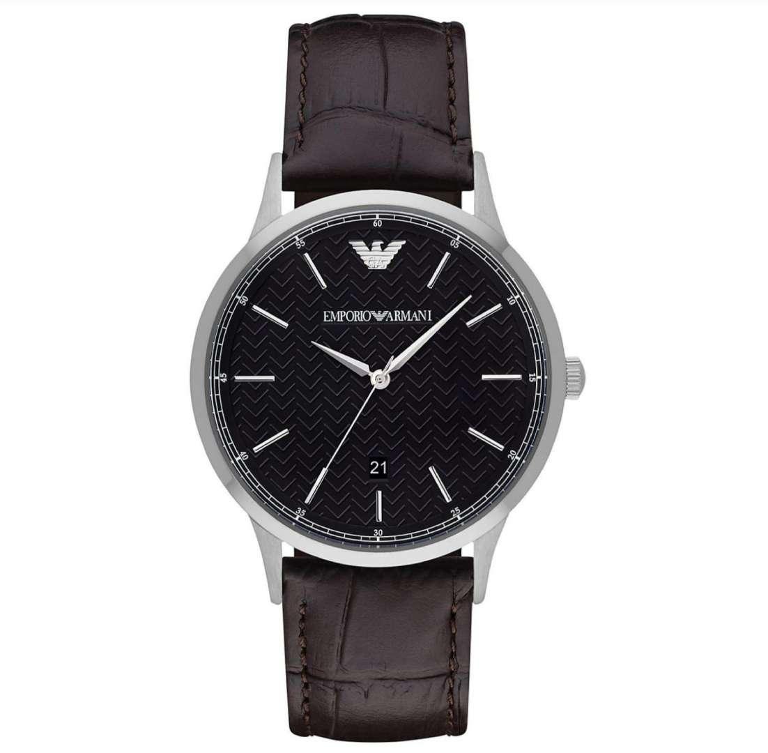 שעון יד אנלוגי לגבר emporio armani ar2480 אמפוריו ארמני