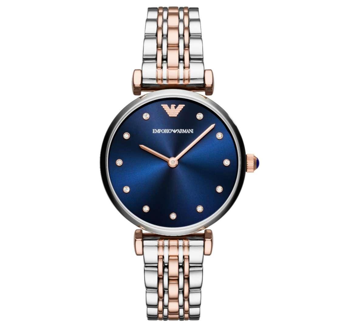שעון יד אנלוגי לאישה emporio armani ar11092 אמפוריו ארמני