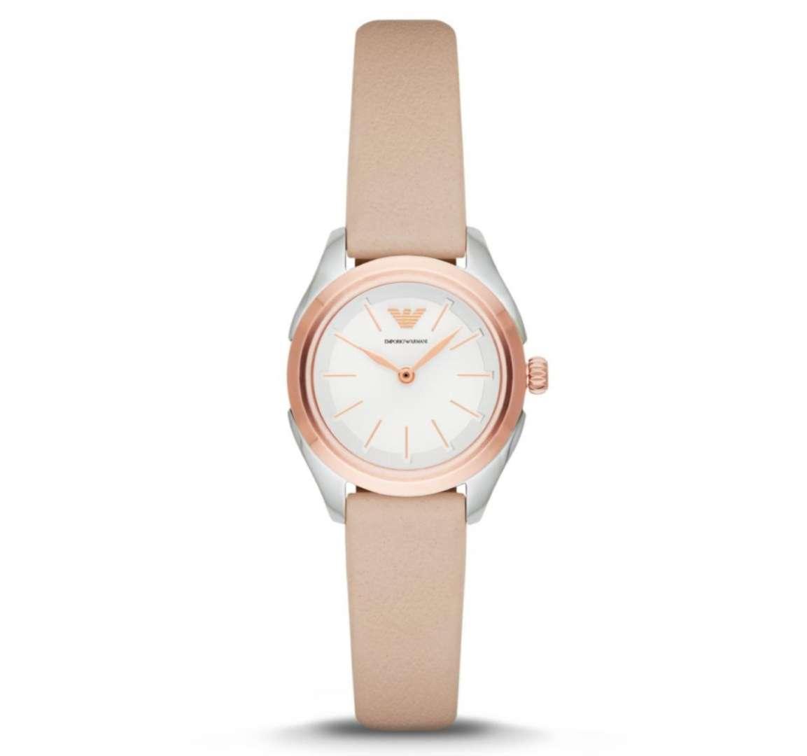 שעון יד אנלוגי לאישה emporio armani ar11031 אמפוריו ארמני
