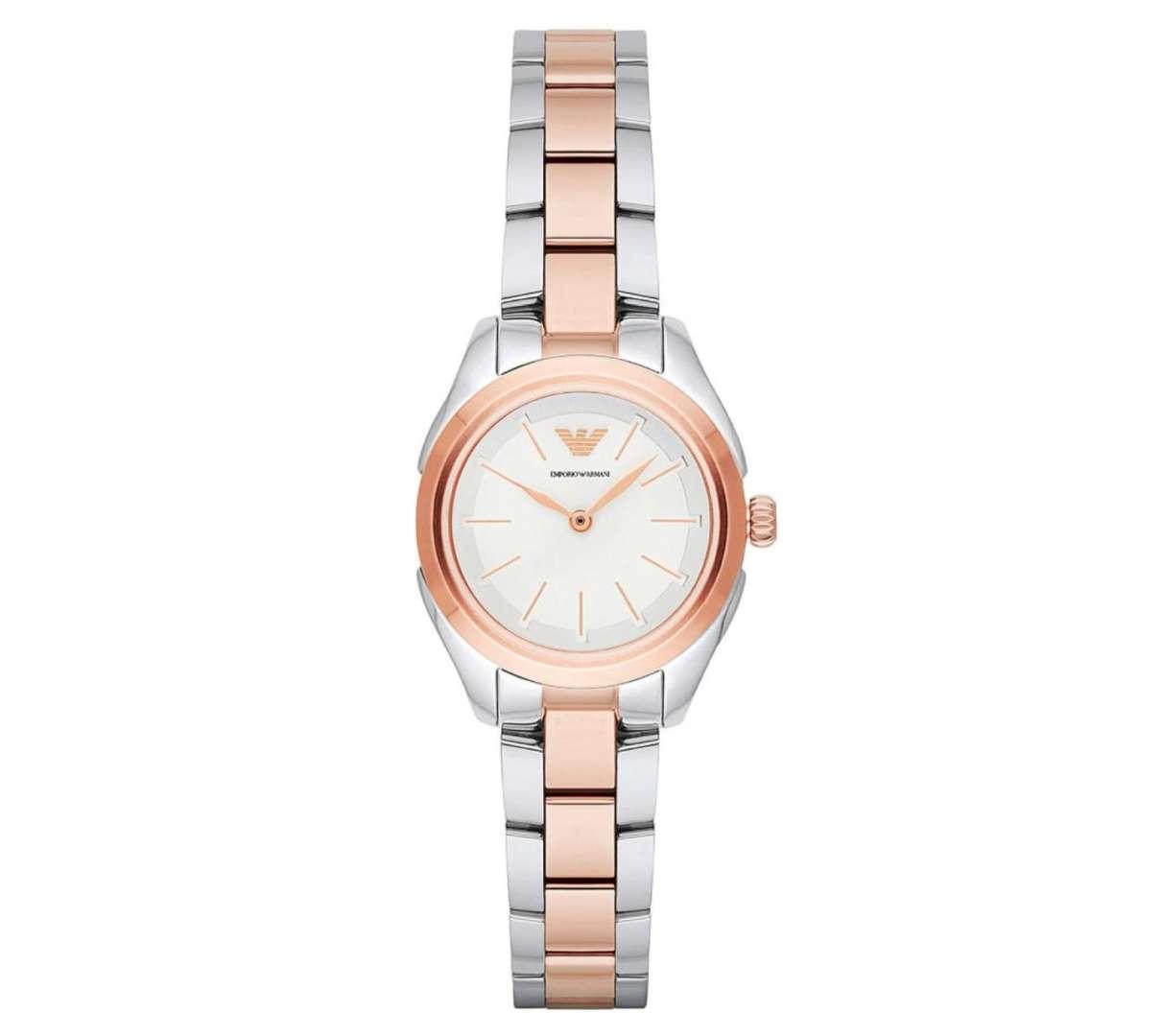 שעון יד אנלוגי לאישה emporio armani ar11029 אמפוריו ארמני