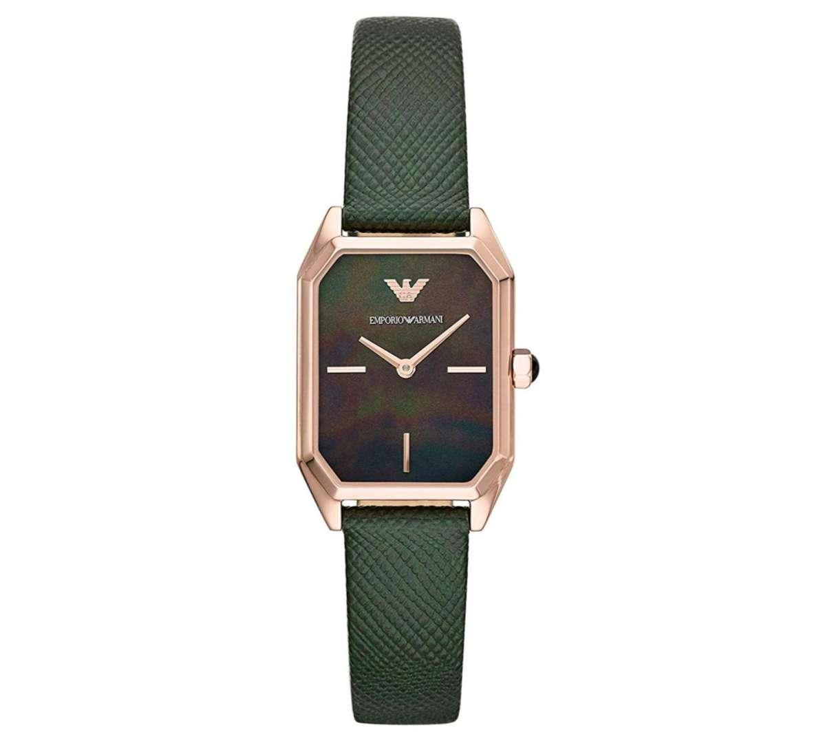 שעון יד אנלוגי לאישה emporio armani ar11149 אמפוריו ארמני