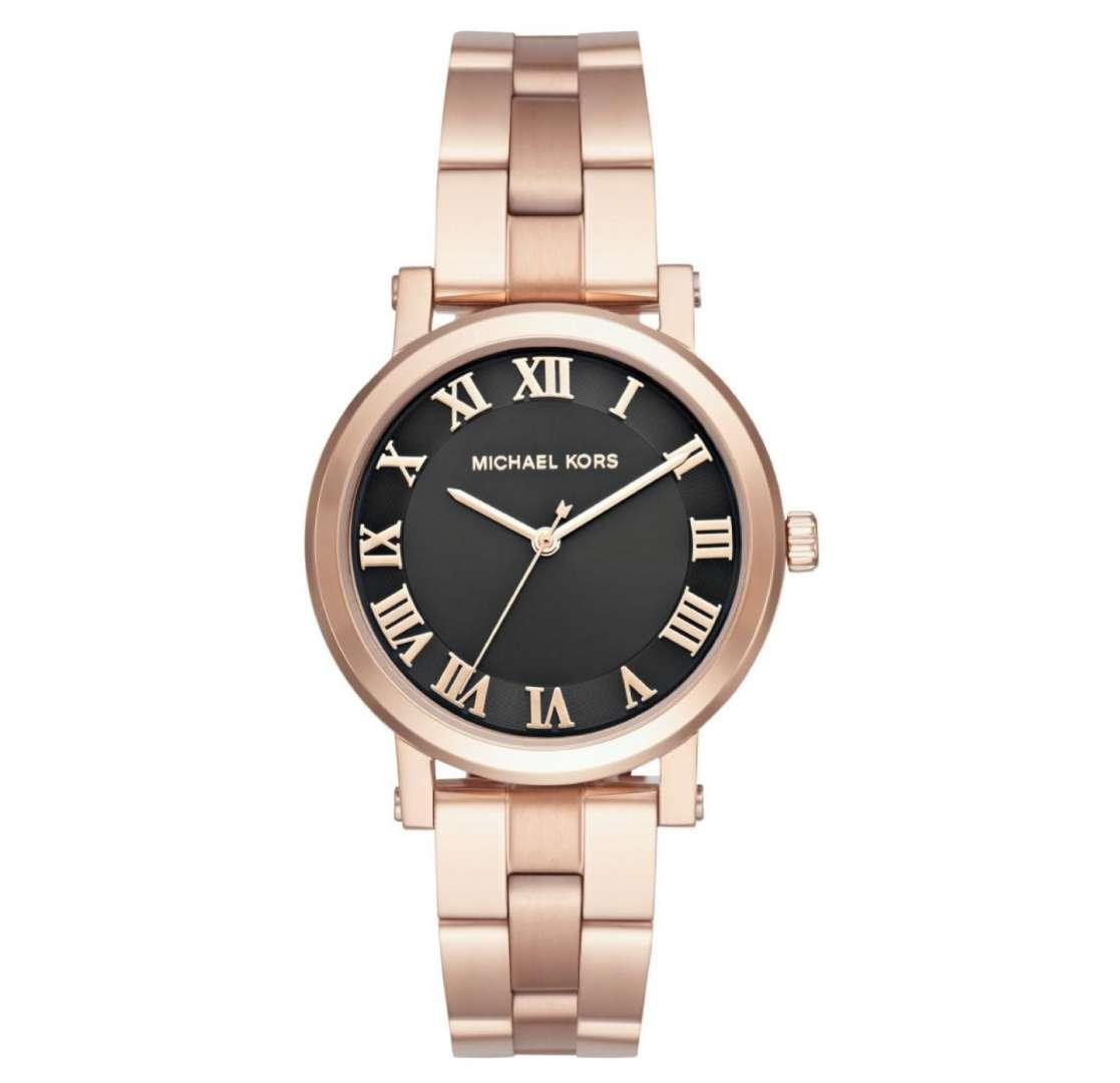 שעון יד אנלוגי לאישה michael kors mk3585 מייקל קורס