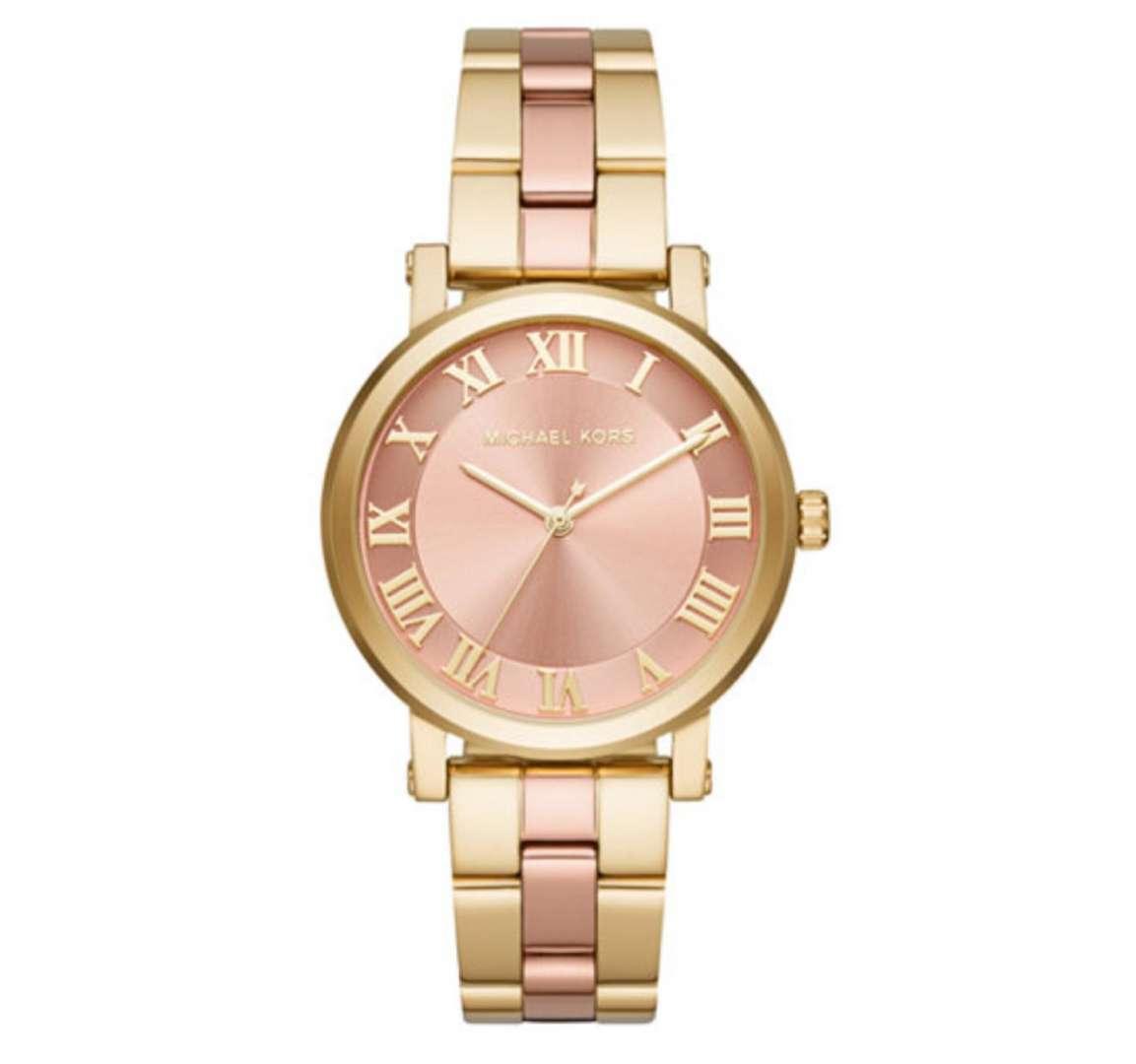 שעון יד אנלוגי לאישה michael kors mk3586 מייקל קורס